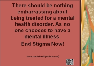 26 December 2013 Embarrasing mental health