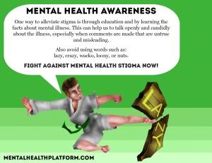 Mental Awareness - Lazy 3