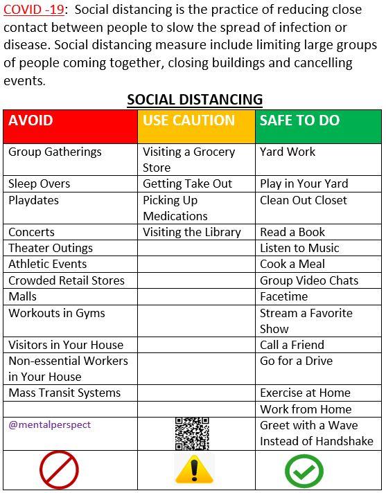 Social Distancing (1)